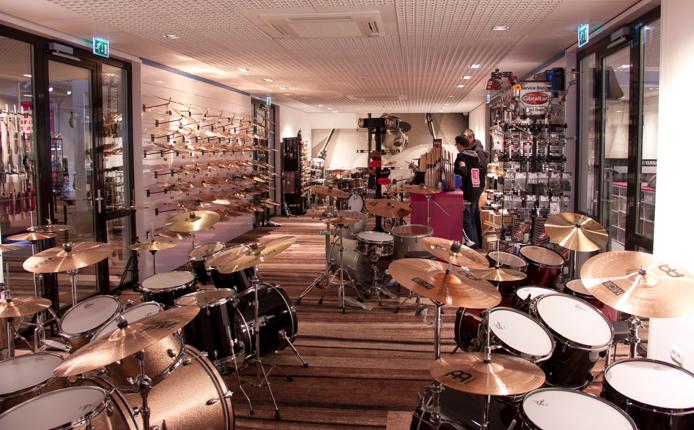 Drumwinkels in Zeeland, Bax-Shop