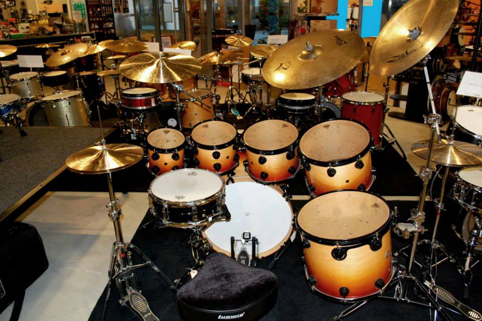 Drumwinkels in Noord Holland, Drumland