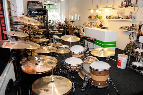 Drumwinkels in Zuid Holland, Rotterdam Drum Department