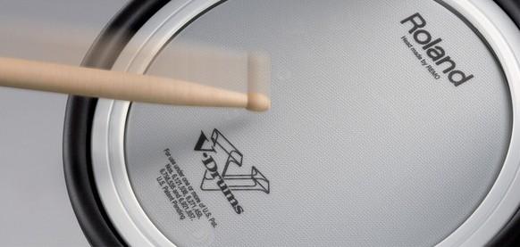 Elektrisch drumstel kopen   RolandVDrum