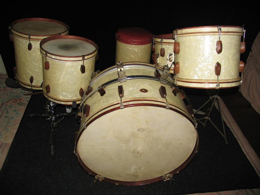 Drumstelgeschiedenis Deel 2
