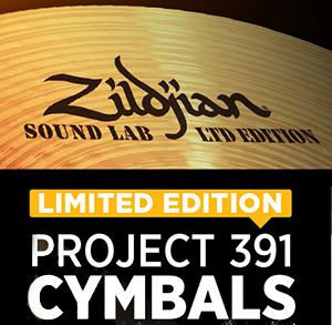 Zildjian Project 391