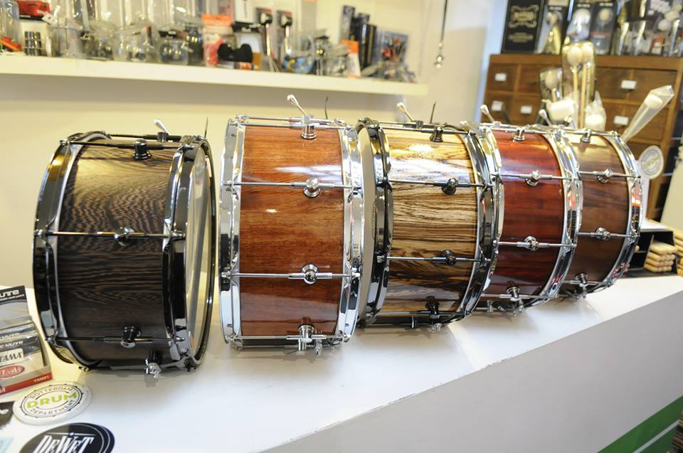 Rotterdam Drum Department Snares