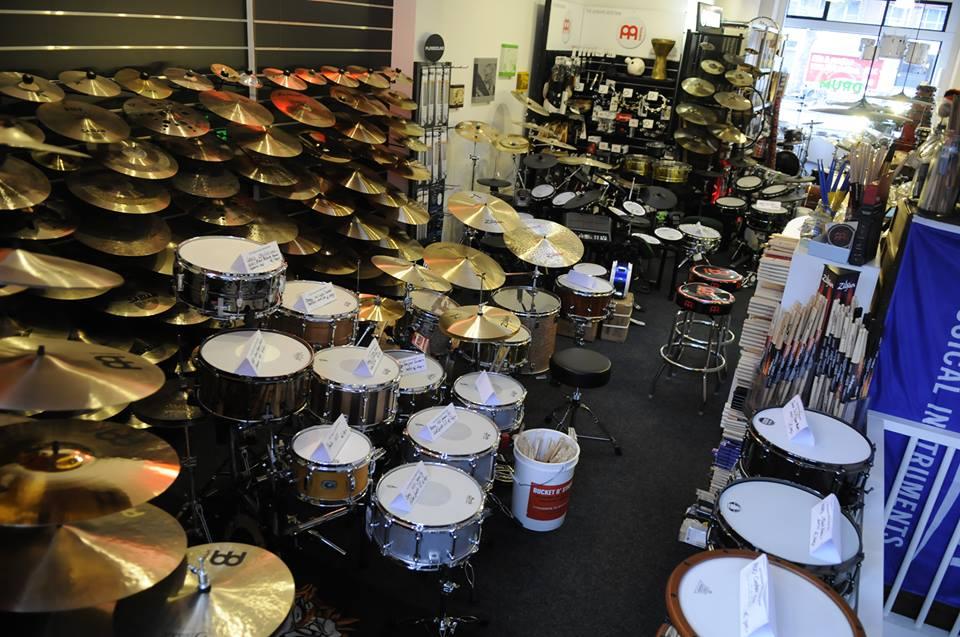 Rotterdam Drum Department
